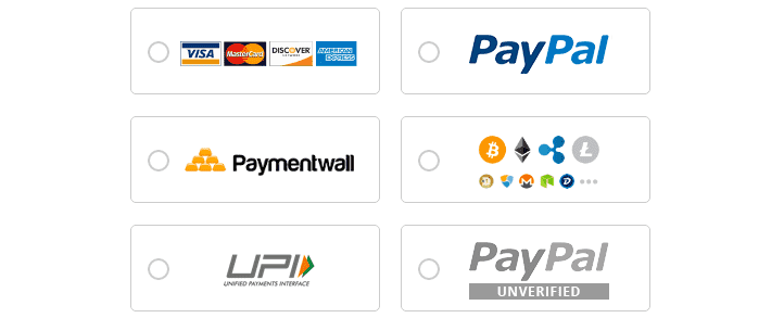 hostinger India payment method
